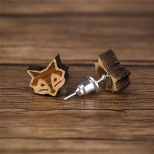 """Urban Outfitters Jewelry - Urban Outfitters """"What Does the Fox Say?"""" Earrings"""